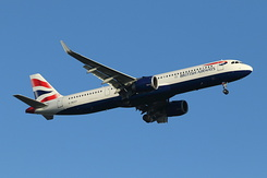 #6020 British Airways - Airbus A321-251NX (G-NEOT)