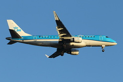 #6026 KLM Cityhopper - Embraer 175STD (PH-EXU)