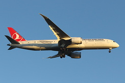 #6032 Turkish Airlines - Boeing 787-9 (TC-LLD)