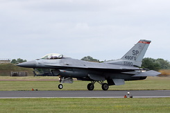 #6140 US Air Force - Lockheed Martin F-16CM Fighting Falcon (96-0080 / SP)