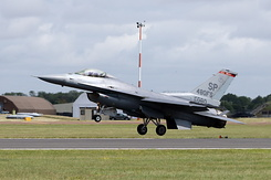 #6148 US Air Force - Lockheed Martin F-16CM Fighting Falcon (96-0080 / SP)