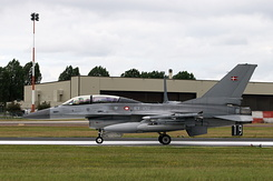 #6230 Royal Danish Air Force - General Dynamics F-16BM (ET-197)