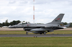 #6231 Royal Norwegian Air Force - General Dynamics F-16AM (687)