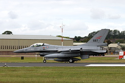 #6233 Royal Norwegian Air Force - General Dynamics F-16AM (687)
