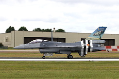 #6234 Belgian Air Component - General Dynamics F-16AM (FA-57 / MN-L)