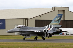 #6236 Belgian Air Component - General Dynamics F-16AM (FA-57 / MN-L)