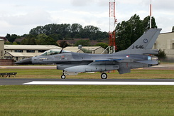 #6237 Royal Netherlands Air Force - General Dynamics F-16AM (J-646)