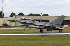 #6263 Royal Danish Air Force - General Dynamics F-16BM (ET-197)