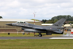 #6276 Royal Netherlands Air Force - General Dynamics F-16AM (J-646)