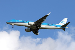 #6342 KLM Cityhopper - Embraer 190STD (PH-EXV)