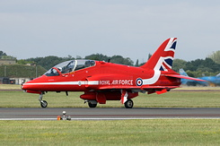 #6382 Royal Air Force (Red Arrows) - British Aerospace Hawk T1A (XX323)