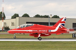#6391 Royal Air Force (Red Arrows) - British Aerospace Hawk T1 (XX245)