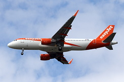 #6419 easyJet Europe - Airbus A320-214SL (OE-IVQ)