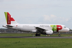 #6449 TAP Air Portugal - Airbus A319-111 (CS-TTI)