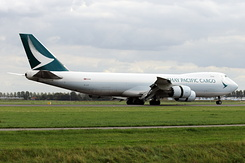 #6452 Cathay Pacific Cargo - Boeing 747-867F (B-LJC)