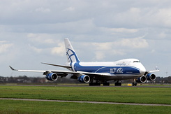 #6455 AirBridgeCargo Airlines - Boeing 747-46NF/ER (VP-BIG)