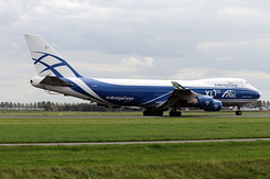 #6458 AirBridgeCargo Airlines - Boeing 747-46NF/ER (VP-BIG)