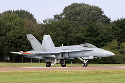 #6605 Finnish Air Force - McDonnell Douglas F/A-18C Hornet (HN-406)