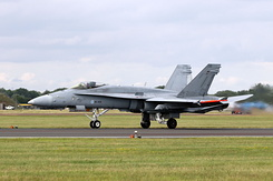 #6606 Finnish Air Force - McDonnell Douglas F/A-18C Hornet (HN-406)