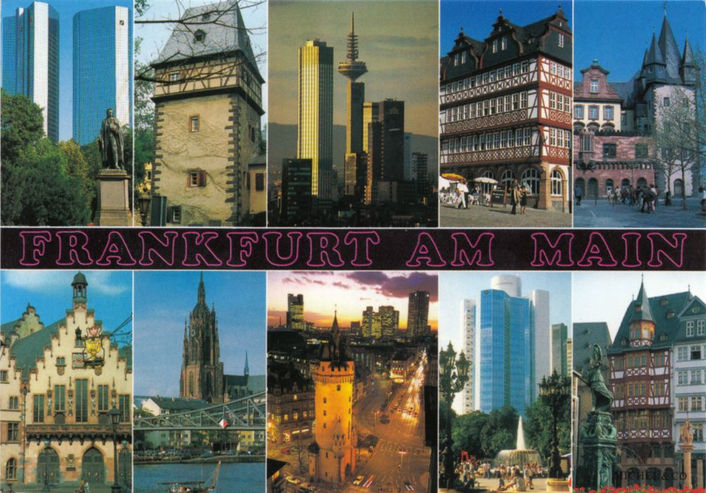#5346 Postcard DE-7580283 received from Germany