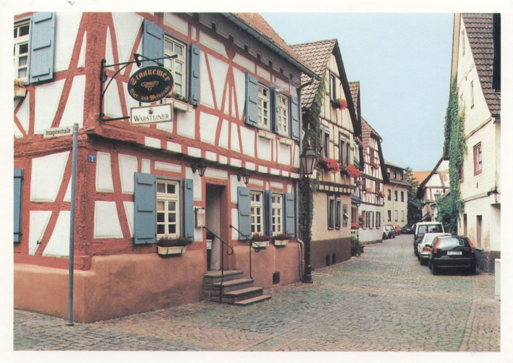 #5393 Postcard DE-7733461 received from Germany